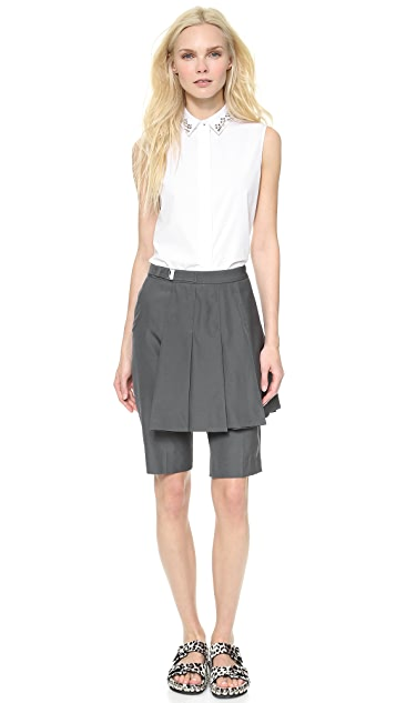 VIKTOR & ROLF Pleated Culottes