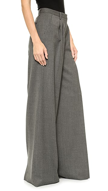 VIKTOR & ROLF Wide Leg Pants