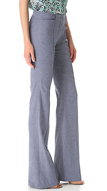 Veronica Beard The Wide Leg Pants