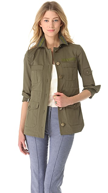 Veronica Beard The Army Jacket