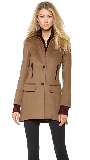 Veronica Beard Wool Coat