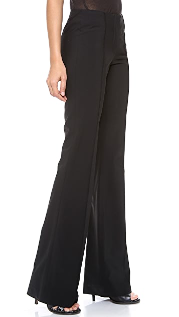 Veronica Beard The Wide Leg Trousers
