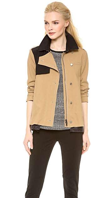 Veronica Beard The Layered Jacket