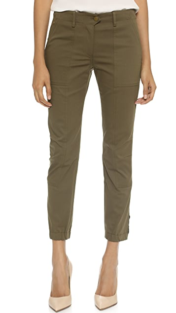Veronica Beard Field Cargo Pants