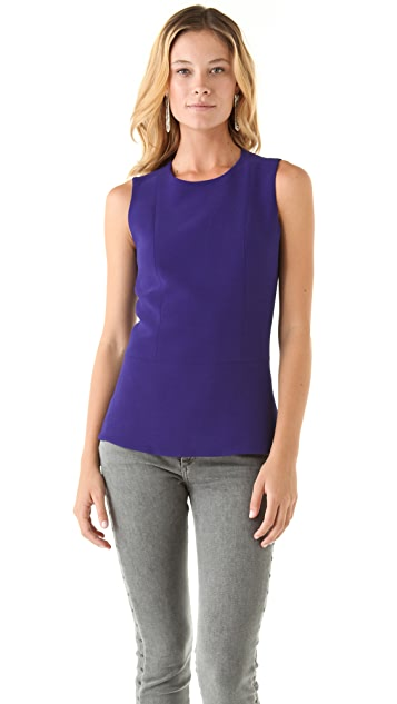 Victoria Beckham Shell Top