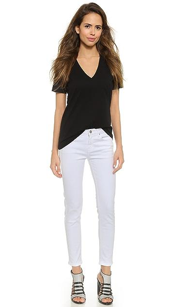 Victoria Beckham Ankle Slim Jeans