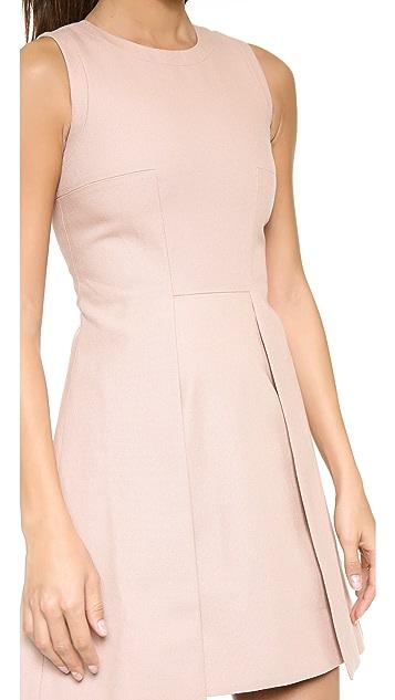 Victoria Beckham Overlap Dress