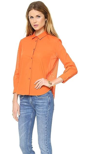Victoria Beckham Basic Shirt