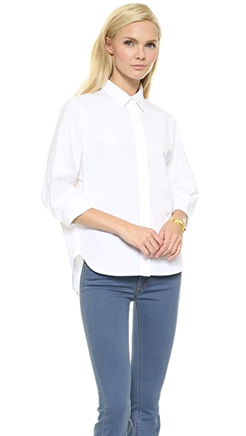 Victoria Beckham Balloon Sleeve Shirt