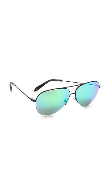 90246c47f Victoria Beckham Classic Victoria Sunglasses   SHOPBOP