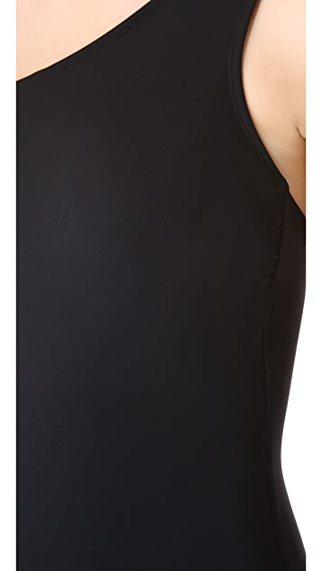 Veronica Brett One Shoulder Maillot