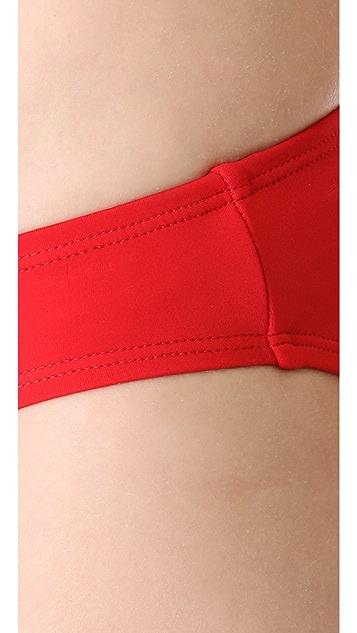 Veronica Brett Low Rise Bikini Bottoms