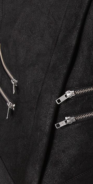 VEDA Hendrix Leather Jacket