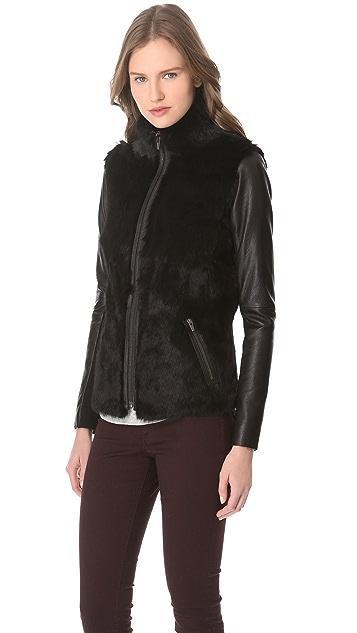 VEDA Rocket Fur Jacket