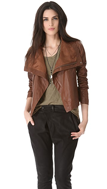 VEDA Max Classic Convertible Jacket