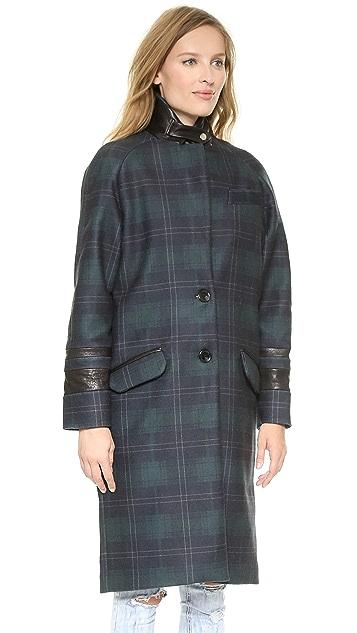 VEDA Blue Coat