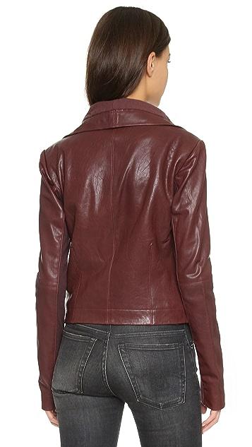 VEDA Max Classic Moto Jacket