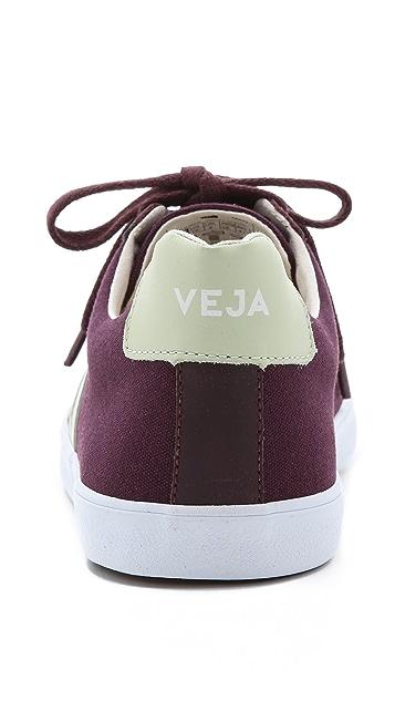 Veja Esplar Canvas Sneakers