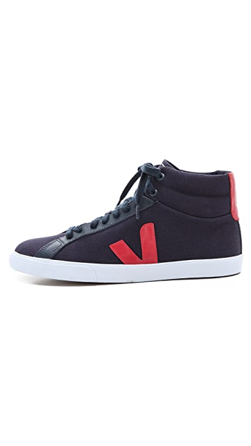 Veja Esplar High Top Sneakers