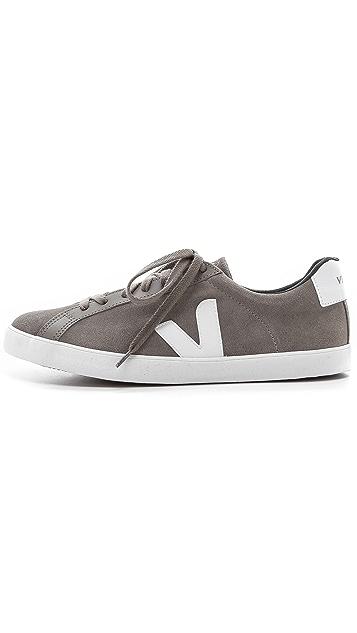 Veja Esplar Suede Sneakers