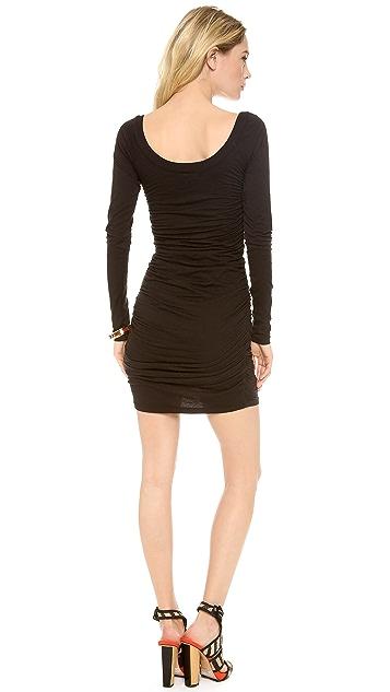 Velvet Jessamine Dress