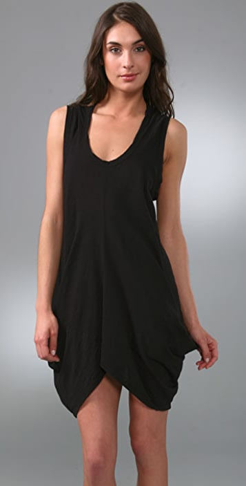 Velvet Lida Slub Dress