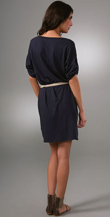 Velvet Toria Slub Dress