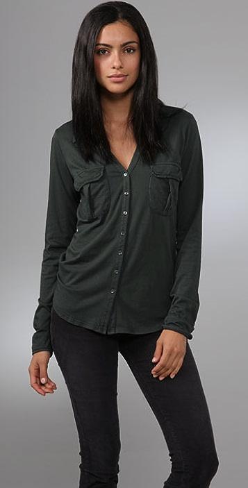 Velvet Maribeth Shirt
