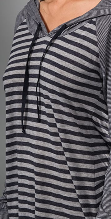 Velvet Lizette Hooded Tunic