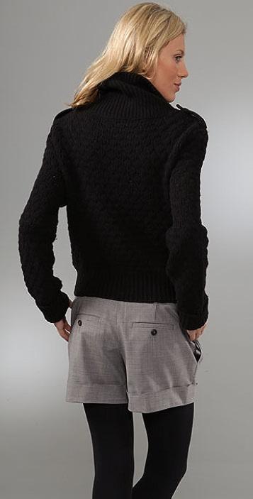 Velvet Aspen Sweater