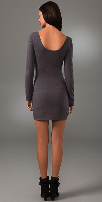 Velvet Crystal Dress