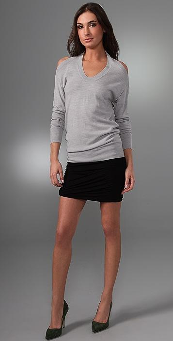 Velvet Lupe Skirt