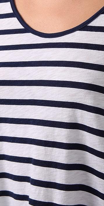 Velvet Maldives Stripe Deanna Top