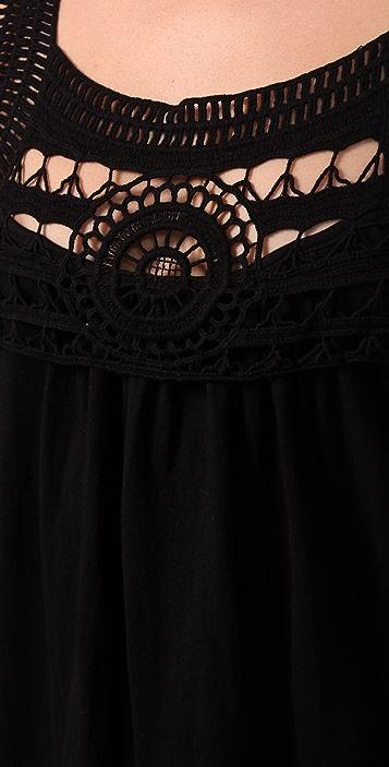 Velvet Baby Jersey Krysta Dress