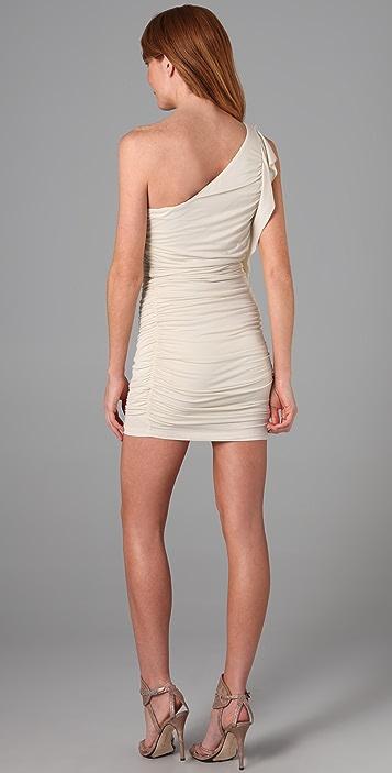 Velvet Shanna One Shoulder Dress
