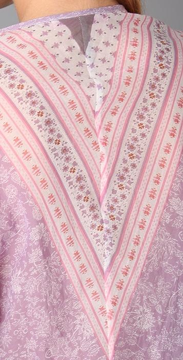 Velvet Lily Blouse