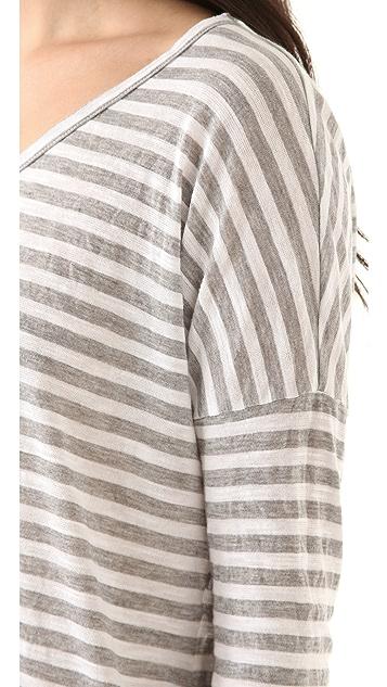 Velvet Nadalia Long Sleeve Top