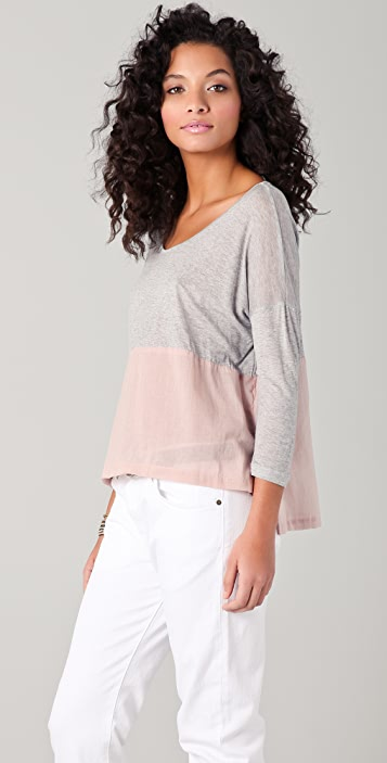 Velvet Kevine Luxe Combo Top