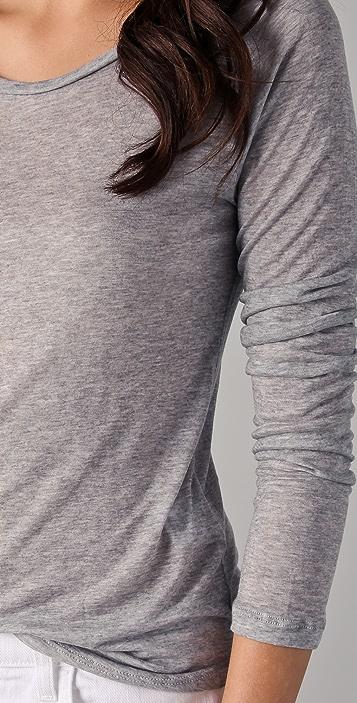 Velvet Erykah Luxe Long Sleeve Tee