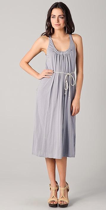 Velvet Cove Midi Dress