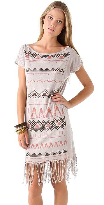Velvet Amma Dress