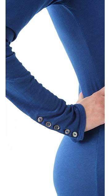 Velvet Ganet Tunic Dress