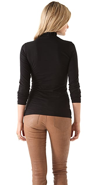 Velvet Talisa Turtleneck Top