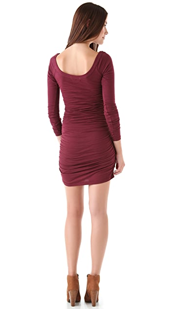 Velvet Jessamine Dress