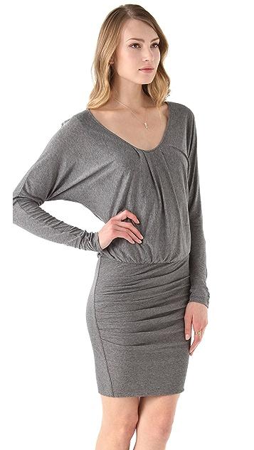Velvet Margina Dress