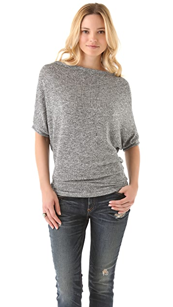 Velvet Ingrid Lurex Sweater