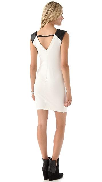 Velvet Napa Pencil Dress