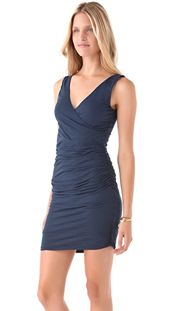 Velvet Kelen Gauze Pencil Dress