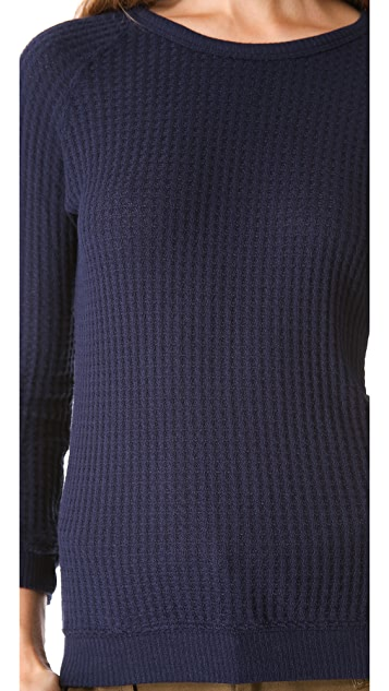 Velvet Nation Thermal Top