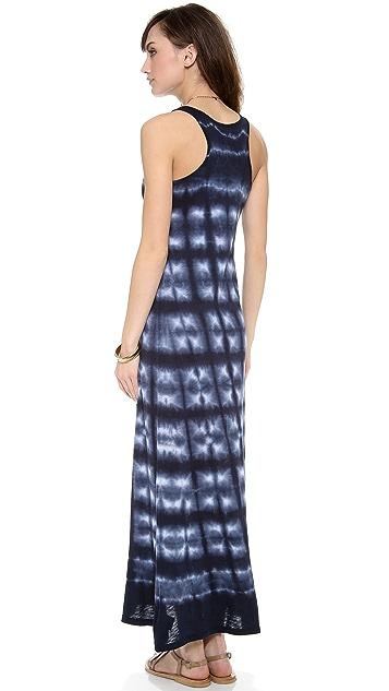 Velvet Eldon Tie Dye Maxi Dress